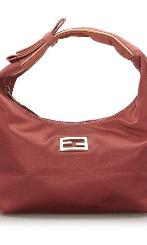 Fendi Nylon Handbag