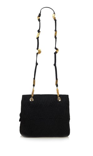 Fendi Suede Shoulder Bag