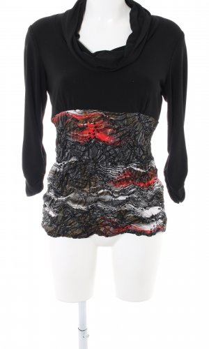 Franklyman Design Waterval shirt veelkleurig casual uitstraling