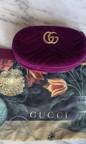 Gucci Riñonera violeta-lila