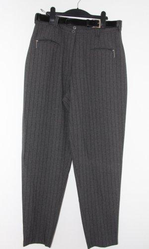 Rigany Pantalón de vestir gris oscuro-gris antracita