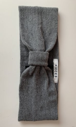 Pieces Earmuff dark grey-grey