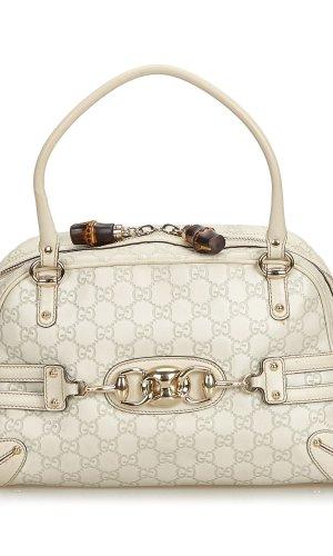 Gucci Guccissima Leather Wave Handbag