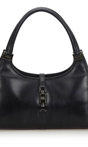 Gucci Leather Jackie Handbag