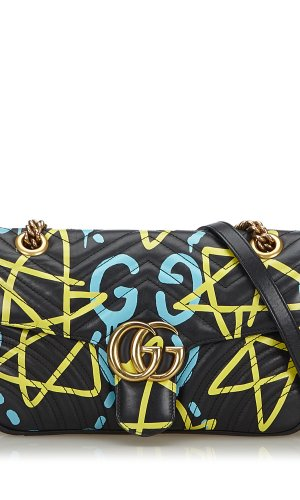 Gucci Marmont Ghost Small Crossbody Bag