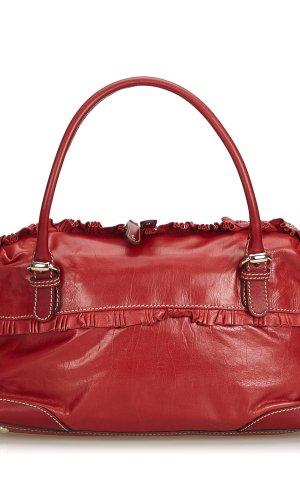 Gucci Small Leather Sabrina Handbag