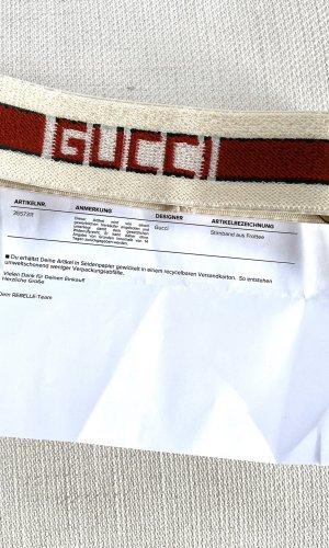 Gucci Earmuff dark red-cream