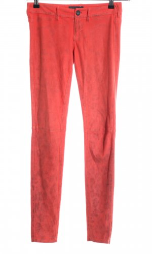 Guess Jeggings rot Leomuster Casual-Look