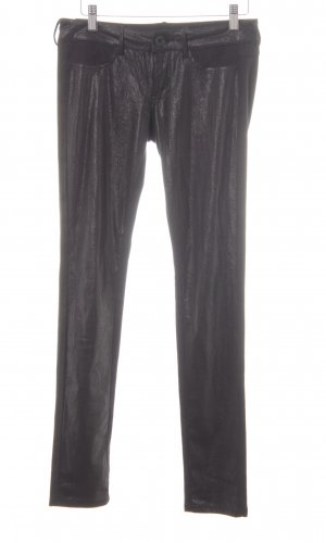 Guess Jeggings schwarz Animalmuster Animal-Look