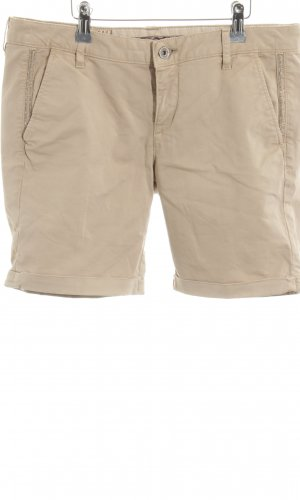 Guess Shorts creme Casual-Look
