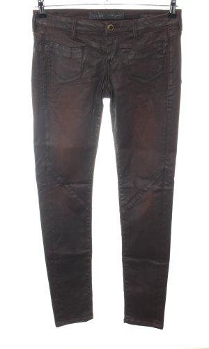 Guess Pantalón elástico marrón look Street-Style