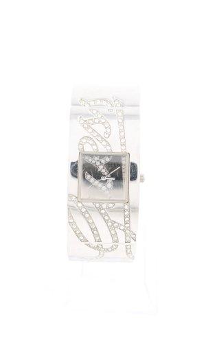 Guess Reloj con pulsera metálica color plata look casual