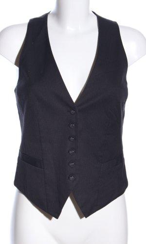 H&M Herenvest zwart elegant