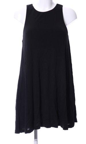 H&M Robe ballon noir style décontracté