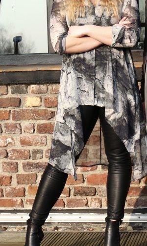 H&M Lange blouse veelkleurig