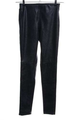 H&M Divided Pantalón elástico negro look casual