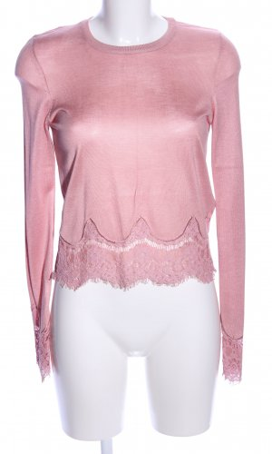 H&M Divided Suéter rosa look casual