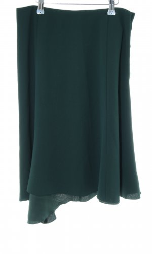 H&M Jupe à plis vert élégant