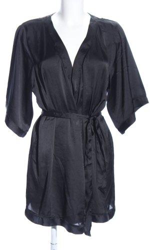 H&M Kimono negro elegante