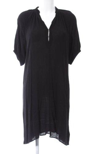 H&M L.O.G.G. Lange blouse zwart casual uitstraling