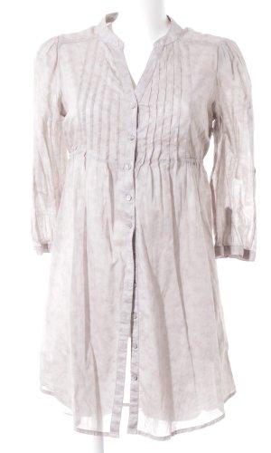 H&M Long-Bluse blasslila Casual-Look