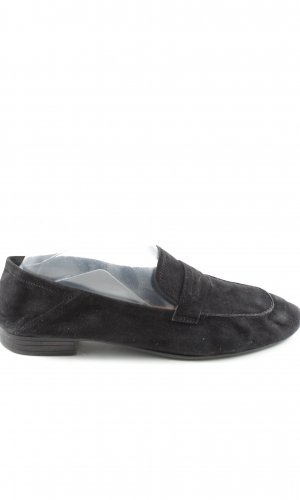 H&M Moccasins black casual look