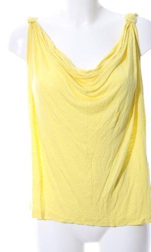 H&M Waterval shirt sleutelbloem casual uitstraling
