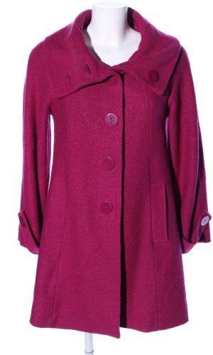 H&M Winter Coat pink casual look