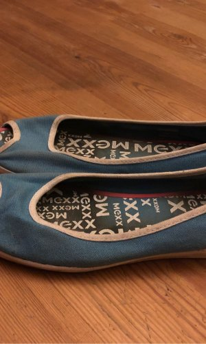 Mexx Zapatos sin cordones azul claro-azul aciano