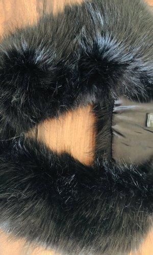 Hallhuber Écharpe ronde noir