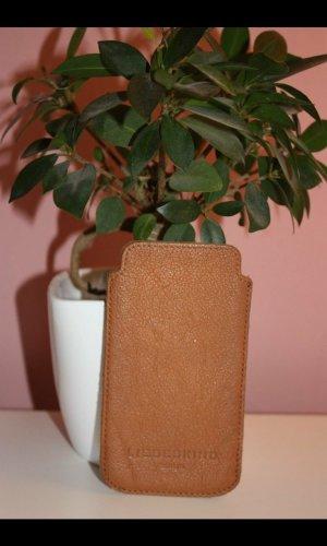 Liebeskind Carcasa para teléfono móvil marrón