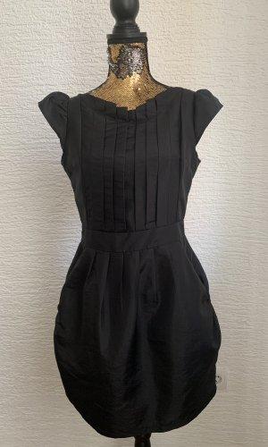Robe ballon noir
