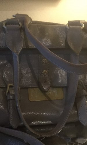 Liebeskind Carry Bag grey-gold-colored