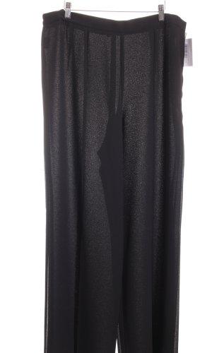 Hermann Lange Broekrok zwart straat-mode uitstraling