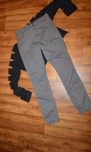 Hollister Stretch jeans grijs
