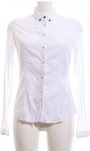 High Use Long Sleeve Shirt white business style