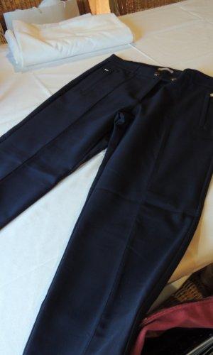 Orsay Pantalón elástico azul oscuro