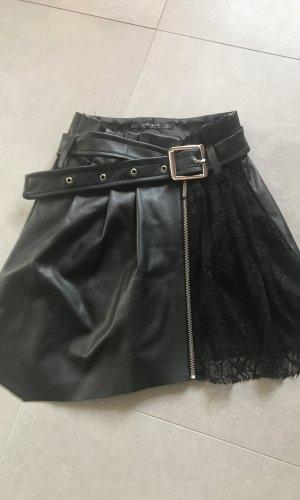 Zara Basic Broekrok zwart