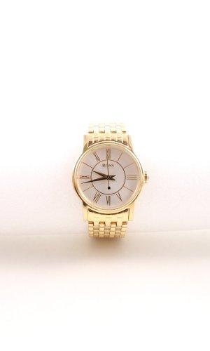 Hugo Boss Reloj analógico color oro estilo «business»