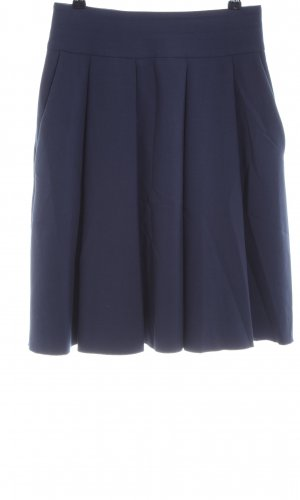 Hugo Boss Jupe à plis bleu élégant