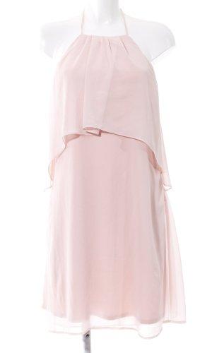 Volantkleid pink Casual-Look