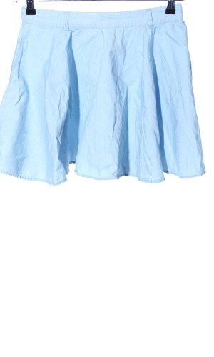 Spijkerrok blauw casual uitstraling