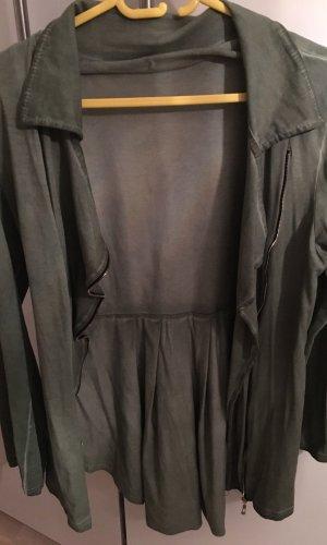 Jersey Blazer von Made in italy