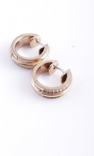 Jette Earclip gold-colored business style
