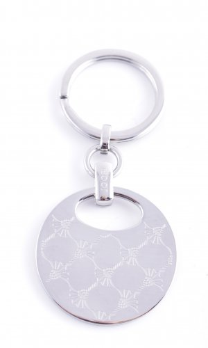 Joop! Key Chain silver-colored business style