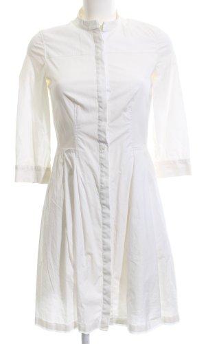 Joseph Robe chemise blanc cassé style décontracté
