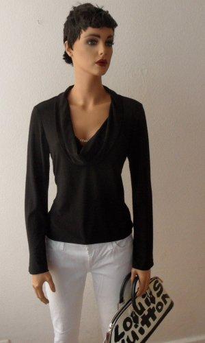 Joseph Ribkoff Waterval shirt zwart