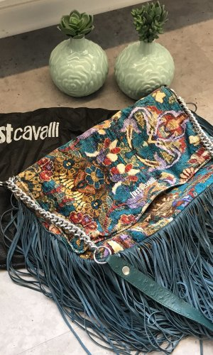 Just cavalli Fringed Bag multicolored