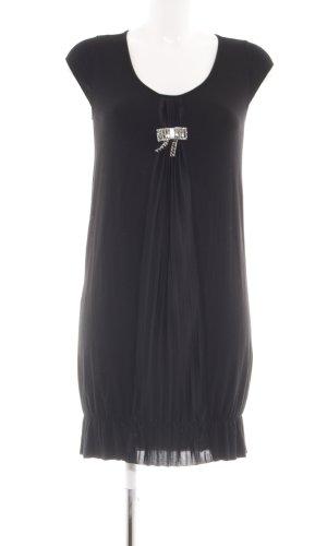 Just for you Robe ballon noir élégant
