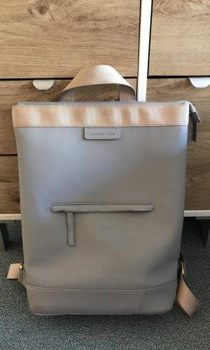 Kapten & Son Sac à dos pour ordinateur portable crème-gris